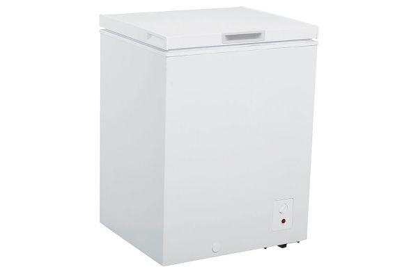 Large image of Avanti 5.0 Cu. Ft. White Chest Freezer - CF500M0W