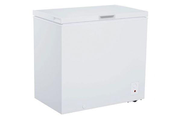 Large image of Avanti 7.2 Cu. Ft. White Chest Freezer - CF720M0WH