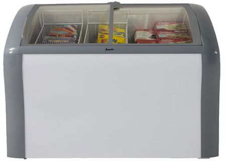 Avanti 8.2 Cu. Ft. White Commercial Convertible Freezer/Refrigerator - CFC83Q0WG