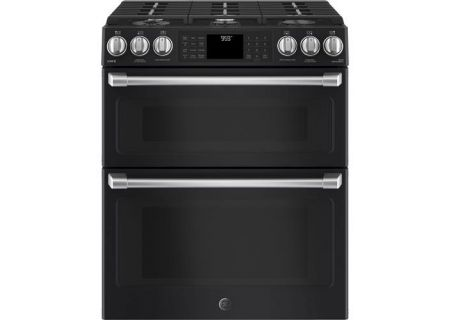GE Cafe - CGS995EELDS - Slide-In Gas Ranges