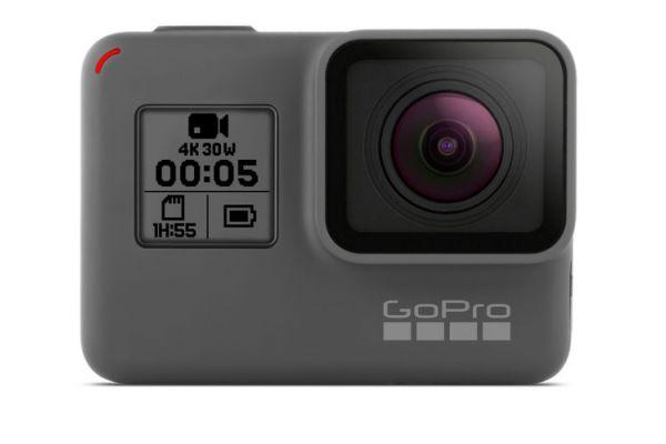GoPro HERO5 Black 4K Camera - CHDHX-502