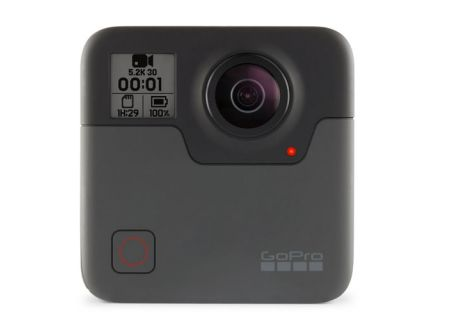 GoPro Fusion Black 5.2K Ultra HD Camera - CHDHZ-103
