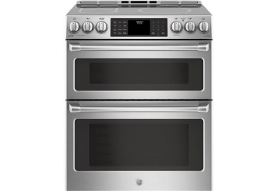 GE Cafe - CHS995SELSS - Slide-In Electric Ranges
