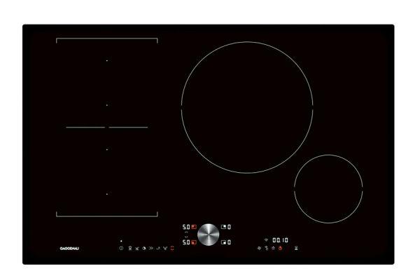 "Large image of Gaggenau 30"" 200 Series Frameless Flex Induction Cooktop - CI282601"