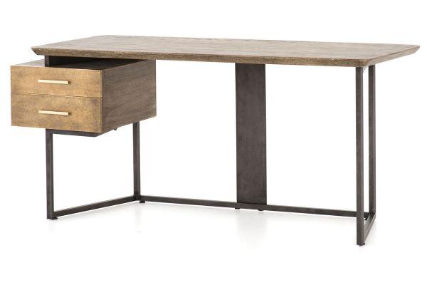 Four Hands Hughes Collection Alden Desk - CIMP-169