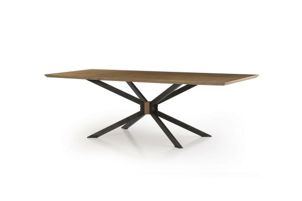 Large image of Four Hands Hughes Collection Spider Dining Table - CIMP-251