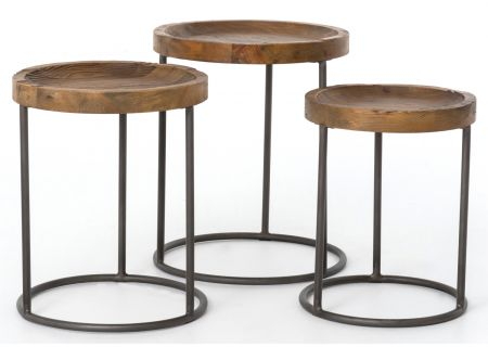 Four Hands - CIMP-6J-BP - Occasional & End Tables