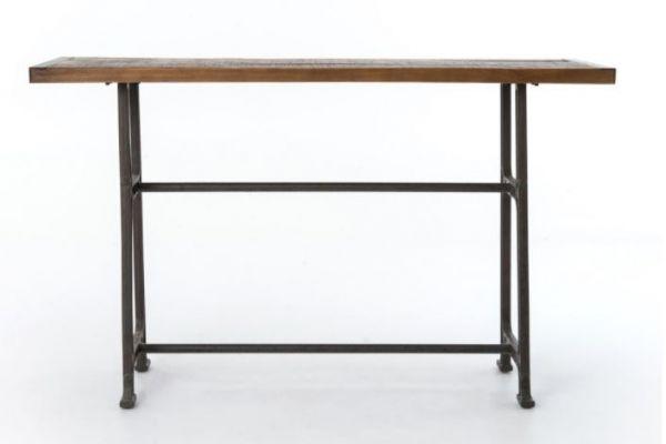 Four Hands Hughes Collection Alistair Pub Table - CIMP-6K