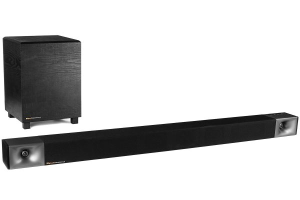 Large image of Klipsch Cinema 600 Sound Bar With Wireless Subwoofer - 1068777