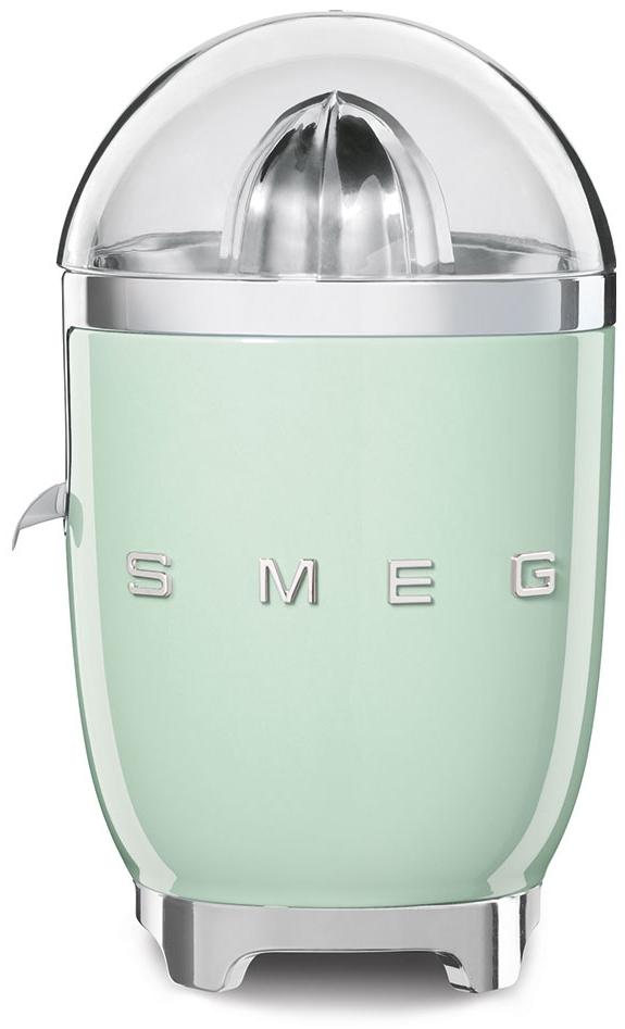 Smeg 50 S Style Slow Juicer Pastel : Smeg 50s Retro Style Pastel Green Slow Juicer - CJF01PGUS