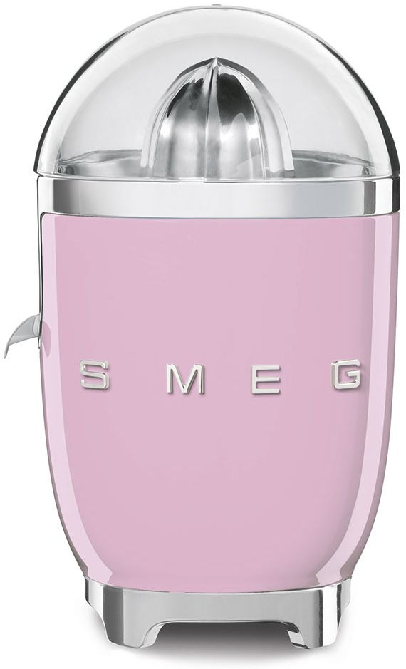 Smeg 50 S Style Slow Juicer Pastel : Smeg 50s Retro Style Pink Slow Juicer - CJF01PKUS