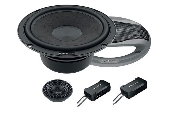 """Large image of Hertz Cento 6.5"""" 2-Way Speaker System w/ Grille - CK165L"""