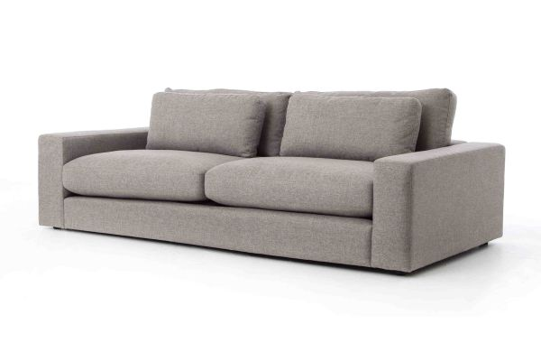 Four Hands Kensington Collection Chess Pewter Bloor Sofa - CKEN-105-360