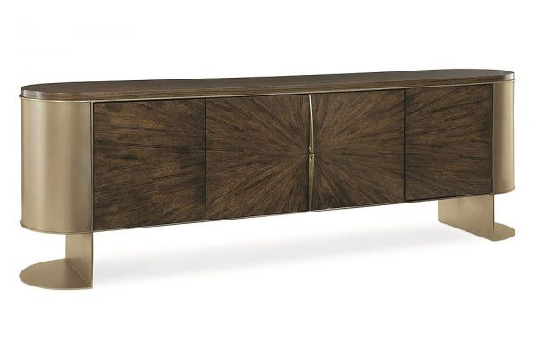 Large image of Caracole Classic Prime Time Galway Credenza - CLA-418-531