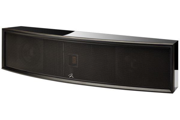 Large image of MartinLogan Focus ESL C18 Gloss Black Center Channel Speaker - FOCUSC18HGBK