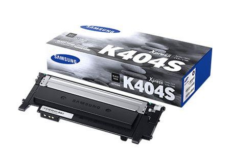 Samsung - CLT-K404S/XAA - Printer Ink & Toner