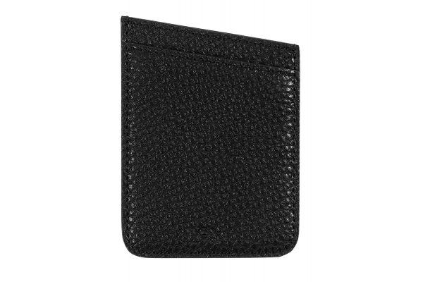 Case-Mate Black Stick-On Card Holder Pockets - CM035446