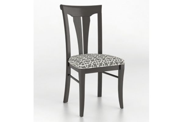 Large image of Canadel Canadel Core Collection 0391 Dining Chair - CNN00391J959MNA