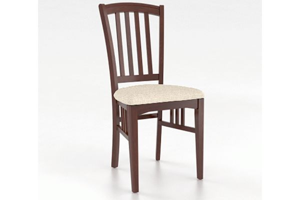 Large image of Canadel Contemporary Collection 5010 Dining Chair - CNN050106P27MNA