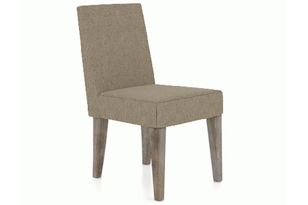 Large image of Canadel East Side Collection 9041 Dining Chair - CNN090417U08EVE