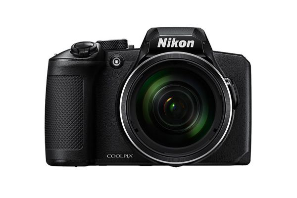 Large image of Nikon COOLPIX B600 Black Compact Digital Camera - 26528