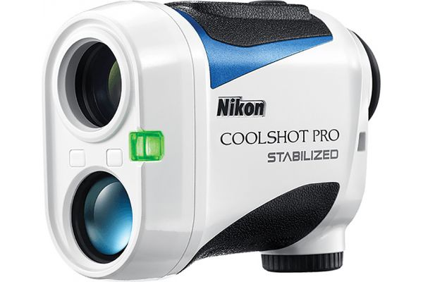 Nikon Golf COOLSHOT PRO STABILIZED Laser Rangefinder - 16555