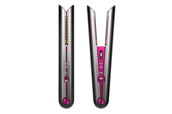 Dyson Corrale Black Nickel/Fuchsia Hair Straightener - 322851-01