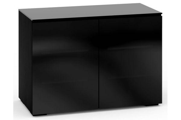 Salamander Designs Chameleon Collection Black Oslo 323 RM Pro Audio Rack - C/OS323RM/BG