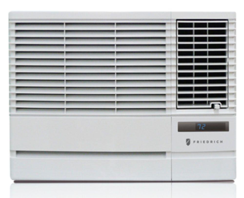 Friedrich 8 000 btu window air conditioner cp08g10b for 115v window air conditioner with heat