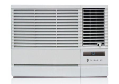 Friedrich 8,000 BTU 12.2 EER 115V Window Air Conditioner - CP08G10B