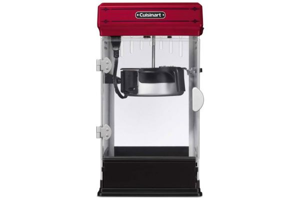 Large image of Cuisinart Classic-Style Red Popcorn Maker - CPM28