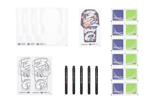 Large image of DJI Mavic Mini DIY Creative Kit - CP.MA.00000155.01