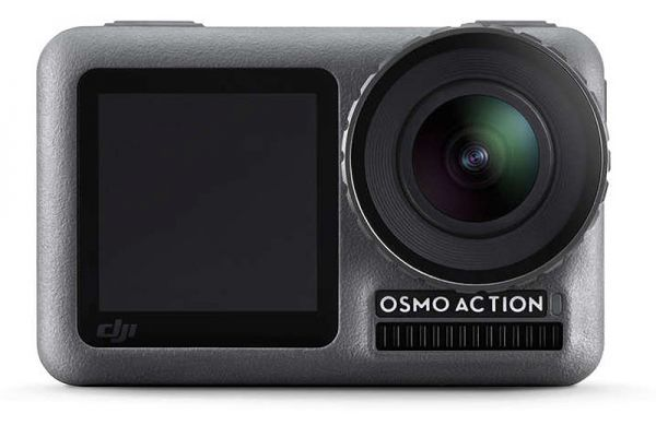 Large image of DJI Osmo Action 4K Ultra HD Camera - CP.OS.00000020.01