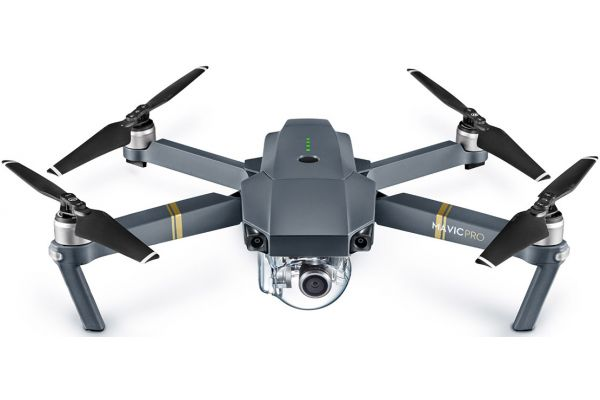 Large image of DJI Mavic Pro Quadcopter - CP.PT.000500