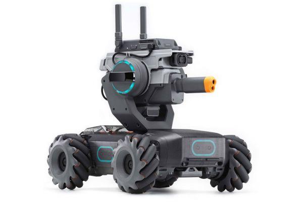 Large image of DJI RoboMaster S1 Educational Robot - CP.RM.00000103.01