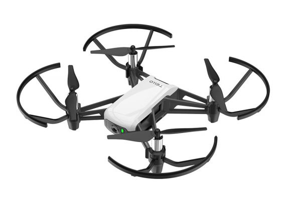 Ryze Tech Tello White Quadcopter - CP.TL.00000041.01