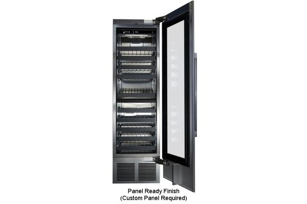 """Large image of Perlick 24"""" Panel Ready Right-Hinge Dual-Zone Wine Reserve - CR24D-1-4R"""