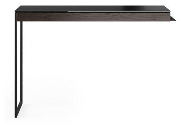 Large image of BDI Sequel 20 6112 Charcoal And Black Desk Return - 6112 CRL/B