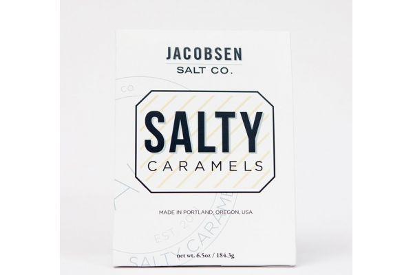 Large image of Jacobsen Salt Co. Salty Caramels - CRM