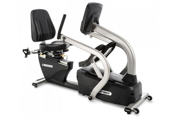 Large image of Spirit Fitness Recumbent Stepper - CRS800S