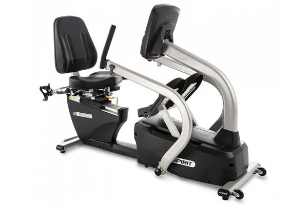 Large image of Spirit Fitness Recumbent Stepper - 800540