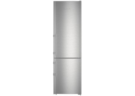 "Liebherr 24"" Stainless Steel Bottom-Freezer Refrigerator - CS1360B"