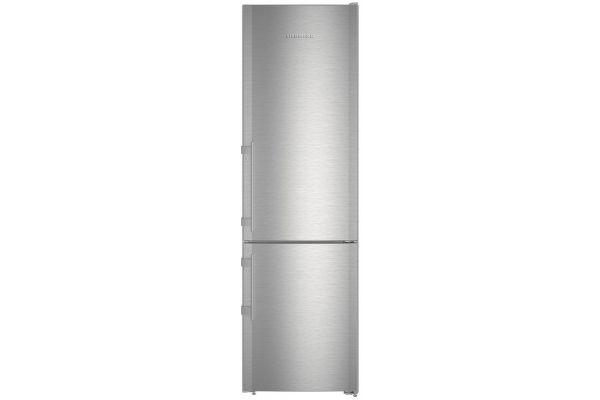 "Large image of Liebherr 24"" Stainless Steel Fridge-Freezer With NoFrost - CS1360B"
