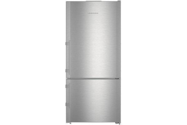 "Large image of Liebherr 30"" Stainless Steel Fridge-Freezer With NoFrost - CS-1400R-IM"