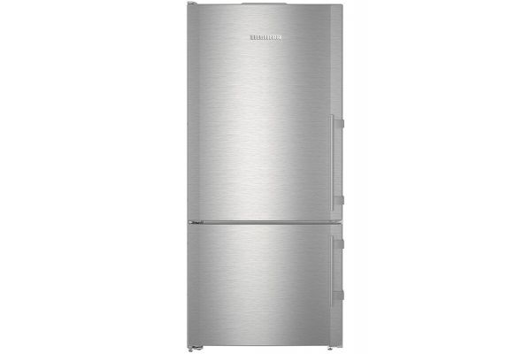"Large image of Liebherr 30"" Stainless Steel Fridge-Freezer With NoFrost - CS-1401R-IM"