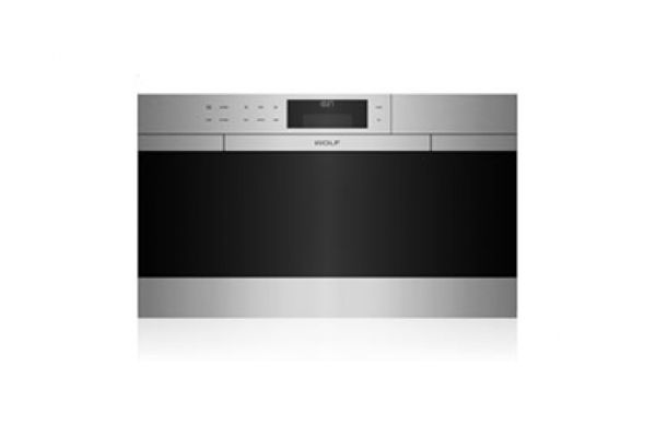 """Wolf 30"""" M Series Stainless Steel Convection Steam Oven With Retractable Handle - CSO30CM/S"""