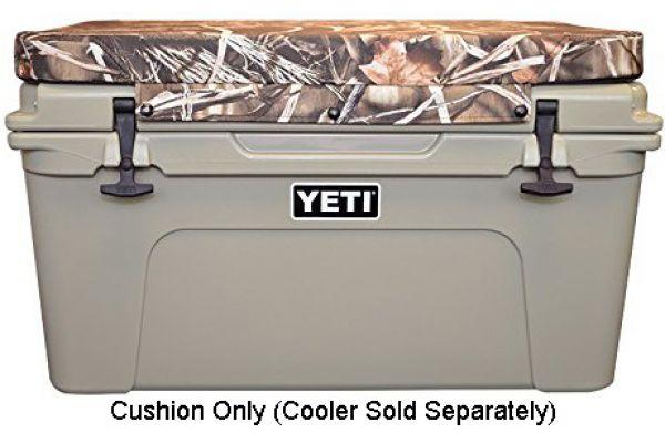 Large image of YETI Tundra 75 Camo Max 4 Seat Cushion - 20030075003