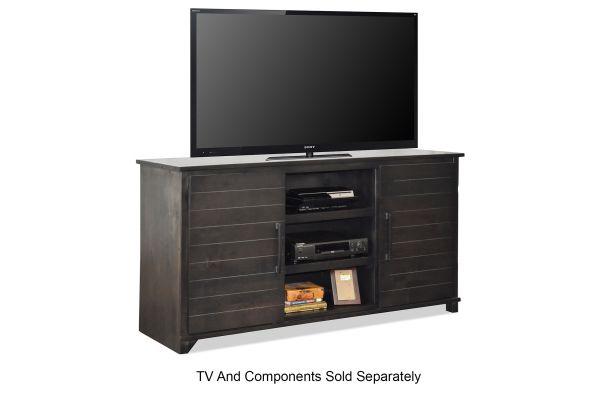 """Large image of Legends Furniture 66"""" Cottage Java TV Console - CT1411-JVA"""