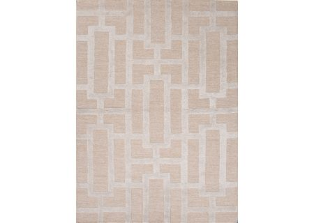 Jaipur Living City Collection Dallas Fog & Dawn Blue Area Rug - CT25-9X13