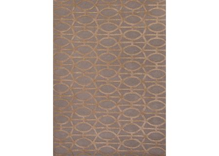 Jaipur Living City Collection Springfield Tanin Area Rug - CT50-5X8